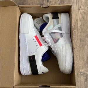 Nike Air Force AF1-Type Summit White size W9.5